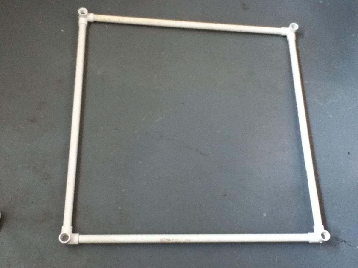PVC Pipe Bottom