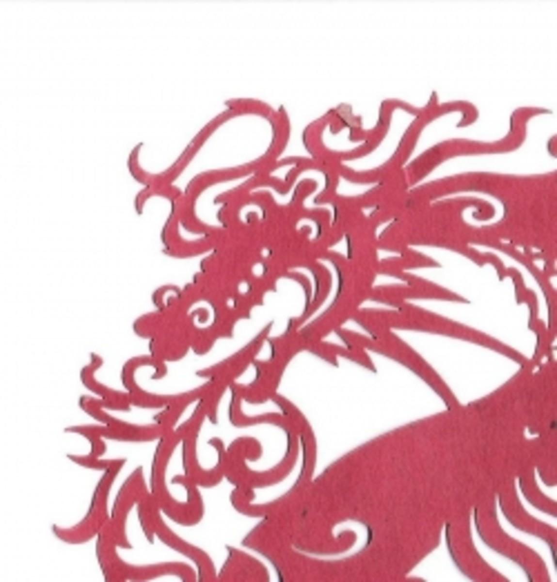 Dragon biscuit dragon