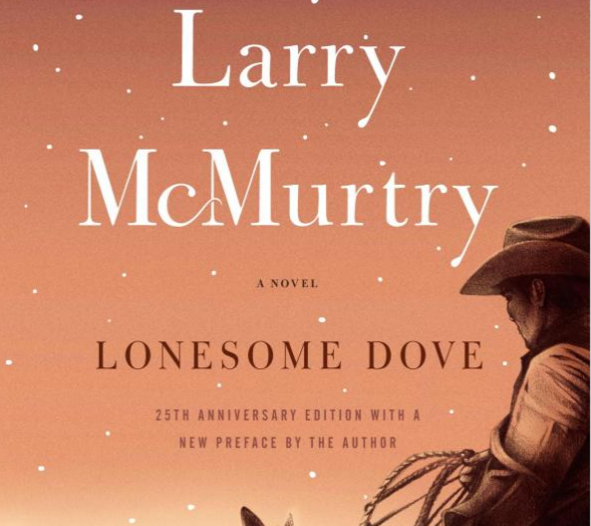 True heroism, betrayal, and the quality of writing set the Lonesome Dove in a category with some of the best western novels of all time.