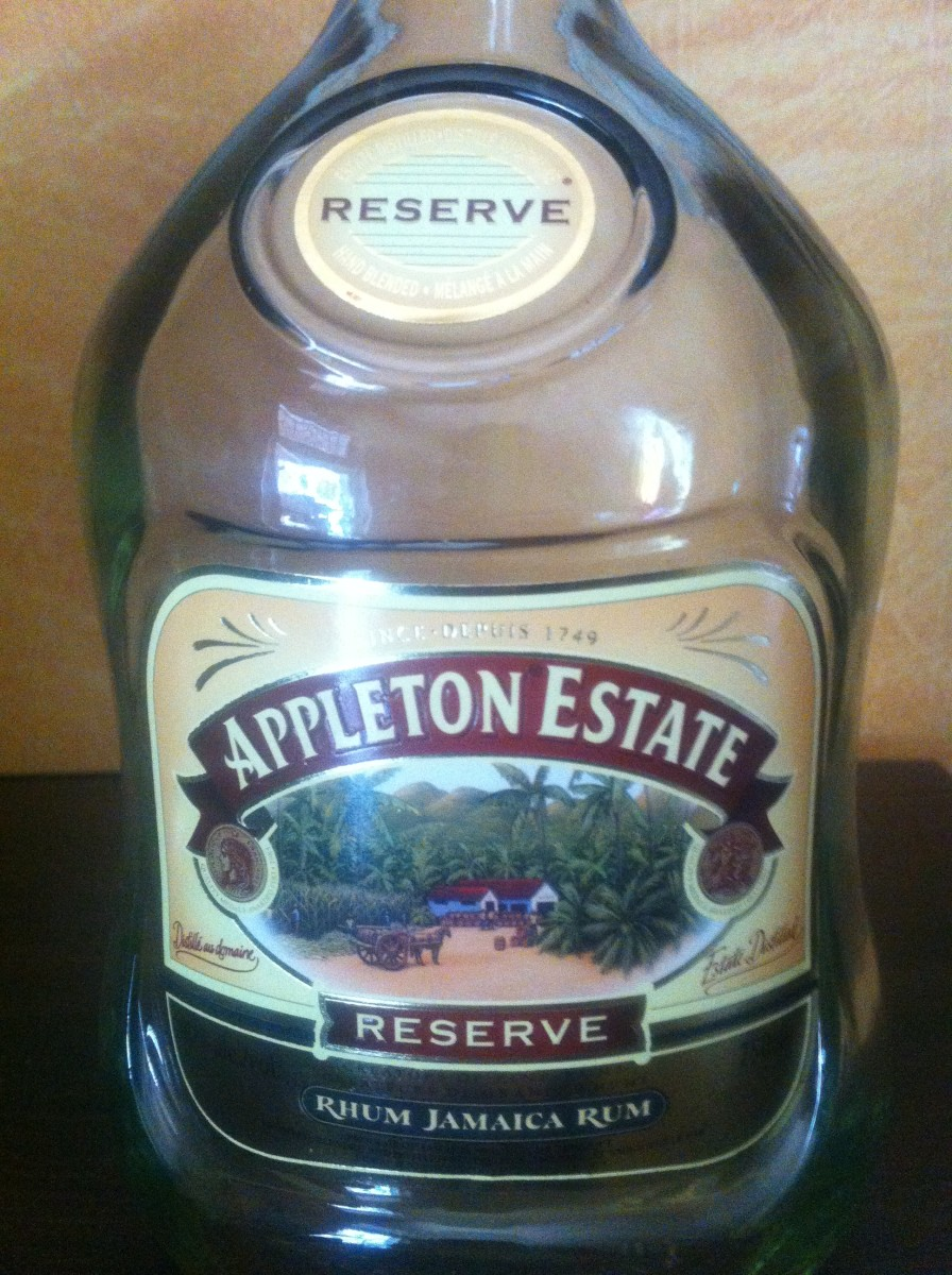 Appleton Estate (Reserve) Rum