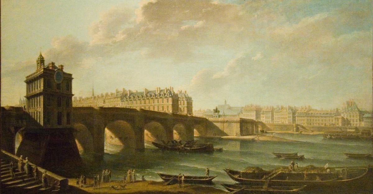 PARIS 18TH CENTURY