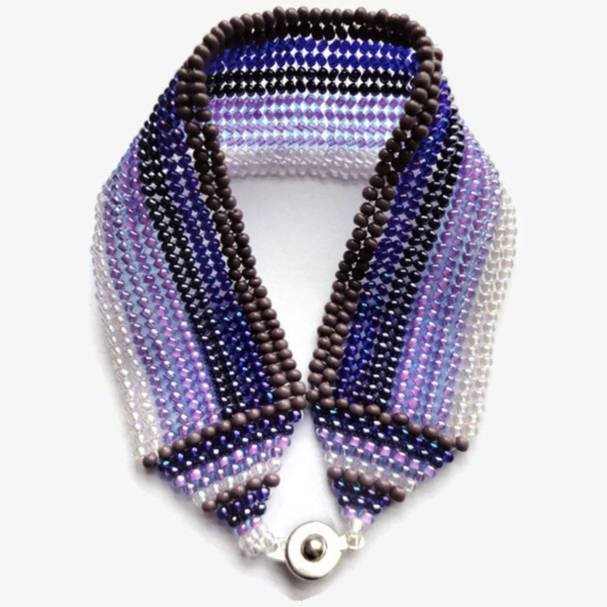 Herringbone or Ndebele Beadweaving Technique: Versatility, Patterns, and More