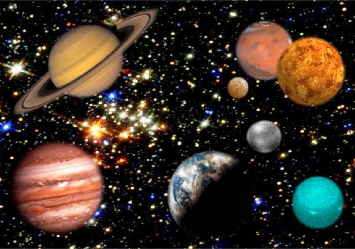 Nebular Planets Basics- Information and Theory on Our Solar System.
