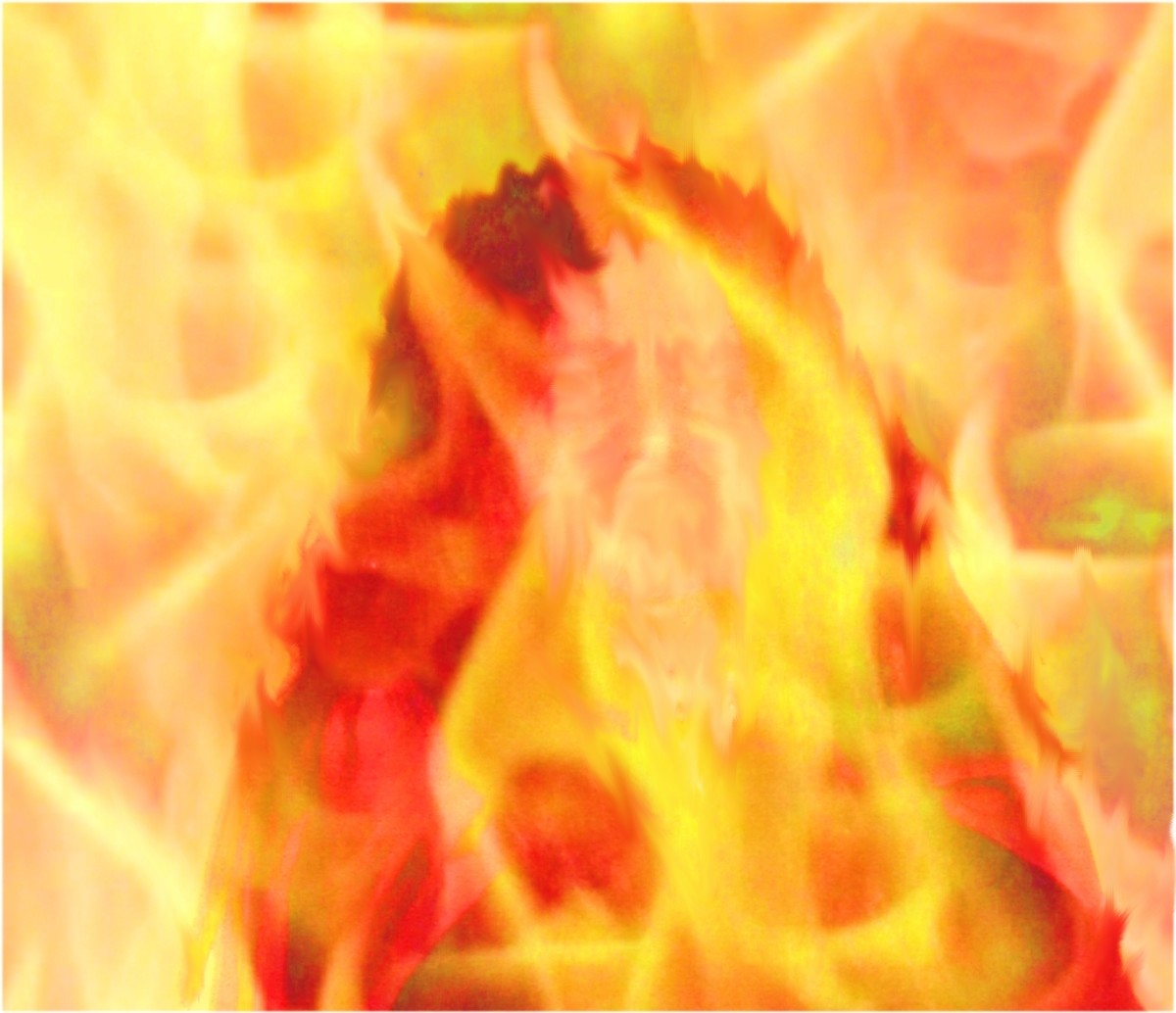 Spontaneous Human Combustion. The Woman Who Burst Into Flames -Mystery Files