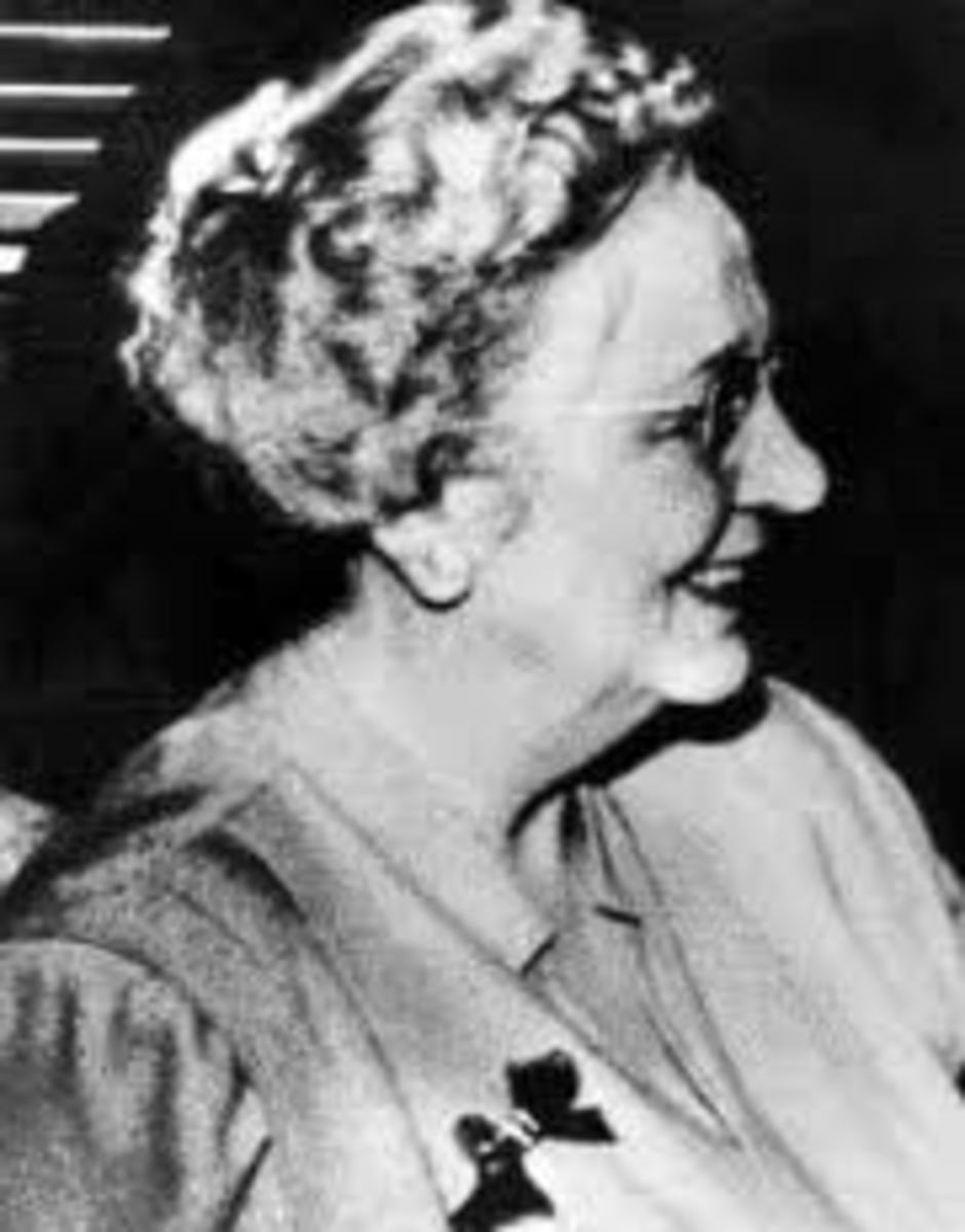 Mary Reeser - The victim of Spontaneous Human Combustion?