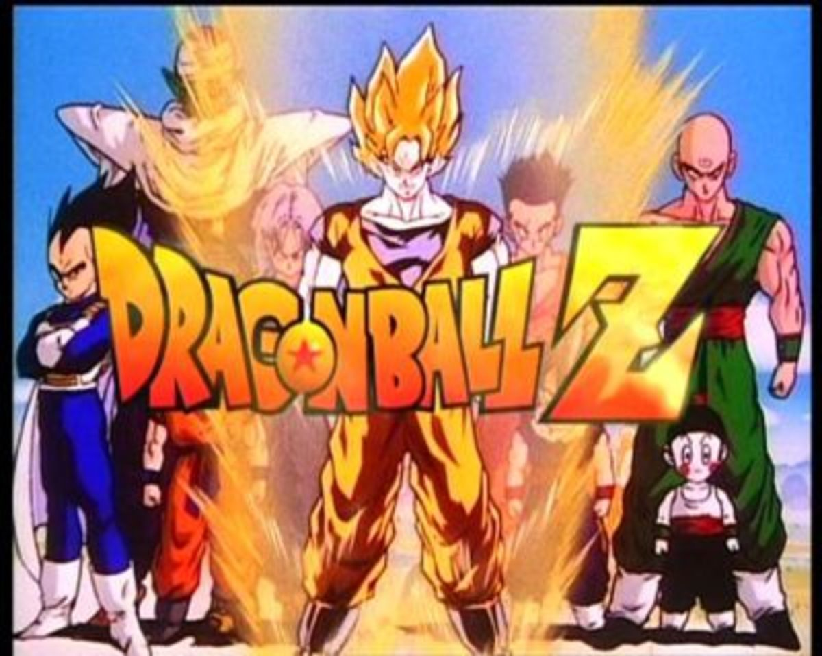 Top Ten Dragonball Z Characters  HubPages
