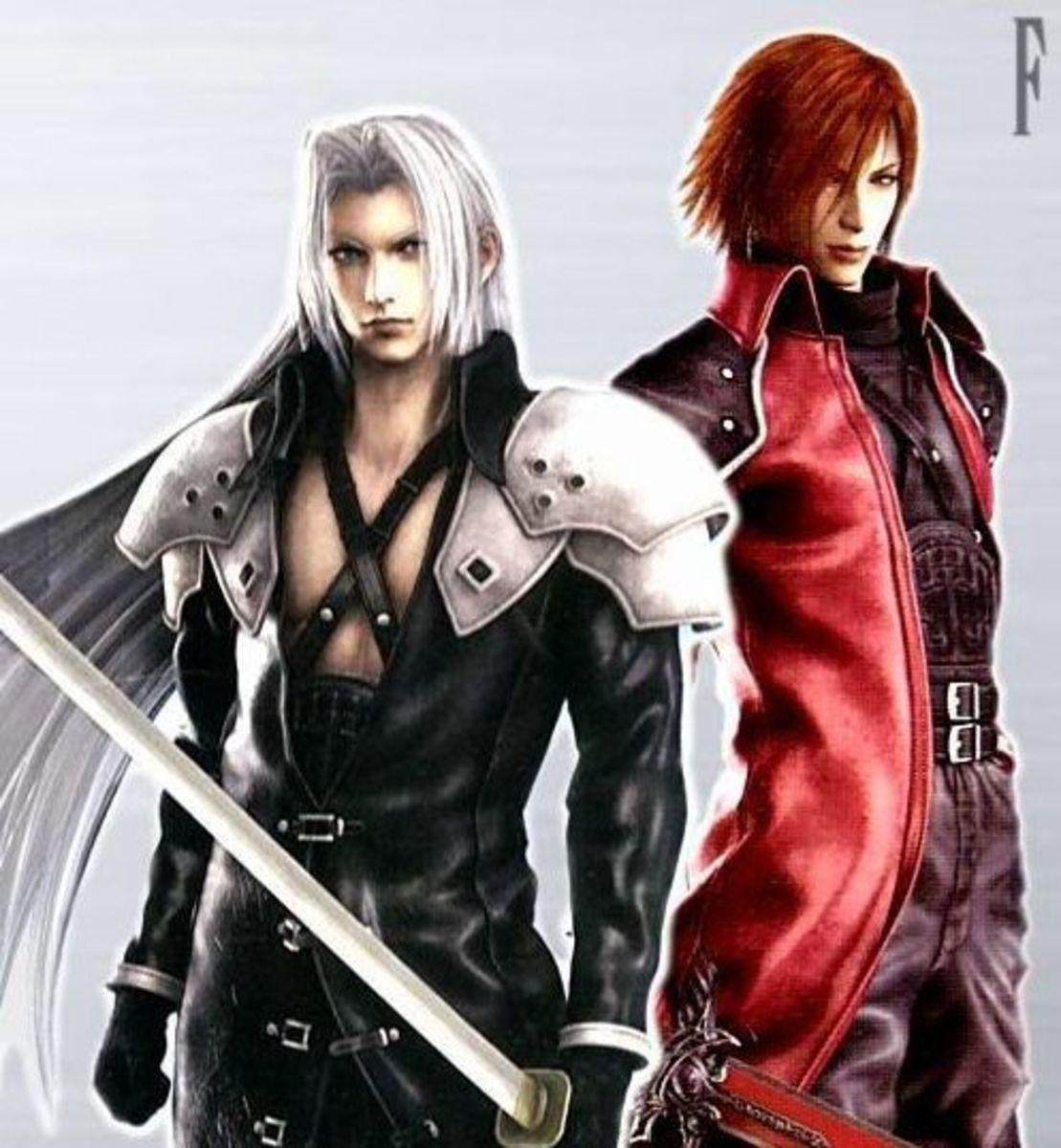 Final Fantasy characters