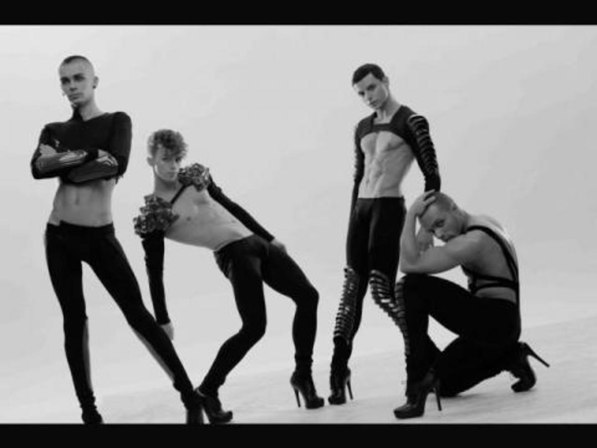 Kazaky Dancing Band: Men in High Heels