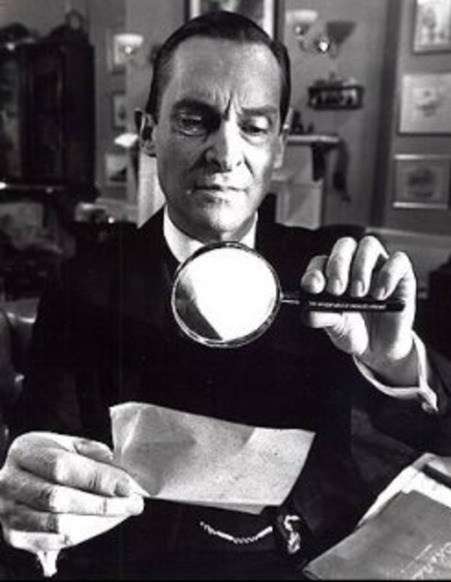 To me, the late actor, Jeremy Brett, is the real Sherlock Holmes. Could even he solve the mystery of Dr Pepper?
