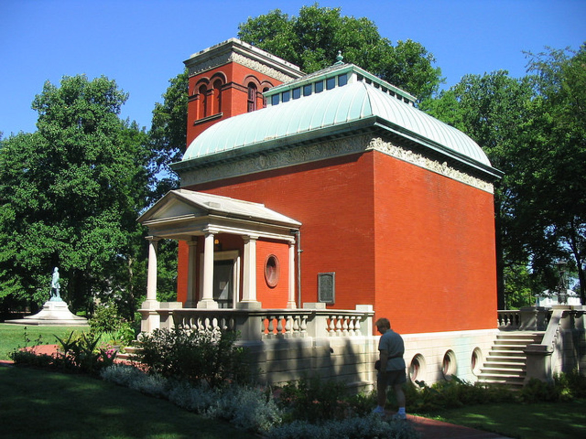 Lew Wallace Study and Museum, Crawfordsville, Indiana