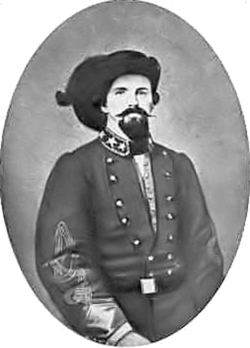 Brigadier General John H. Morgan - C.S.A.