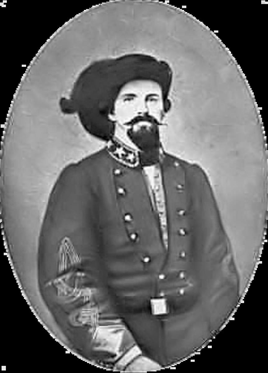 Brigadier General John H. Morgan - C.S.A.