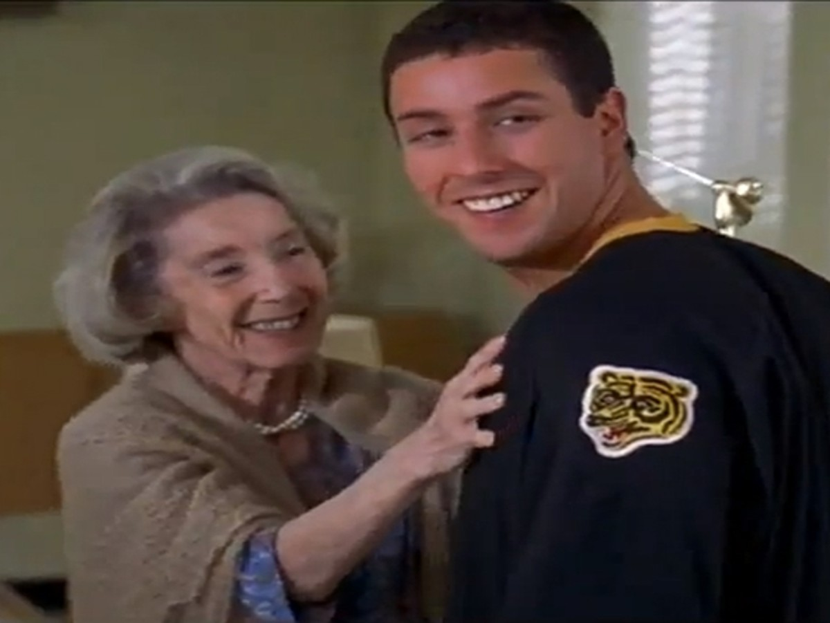 Photo credit: Frances Bay as grandma, Happy Gilmore  via The Gossip Wire