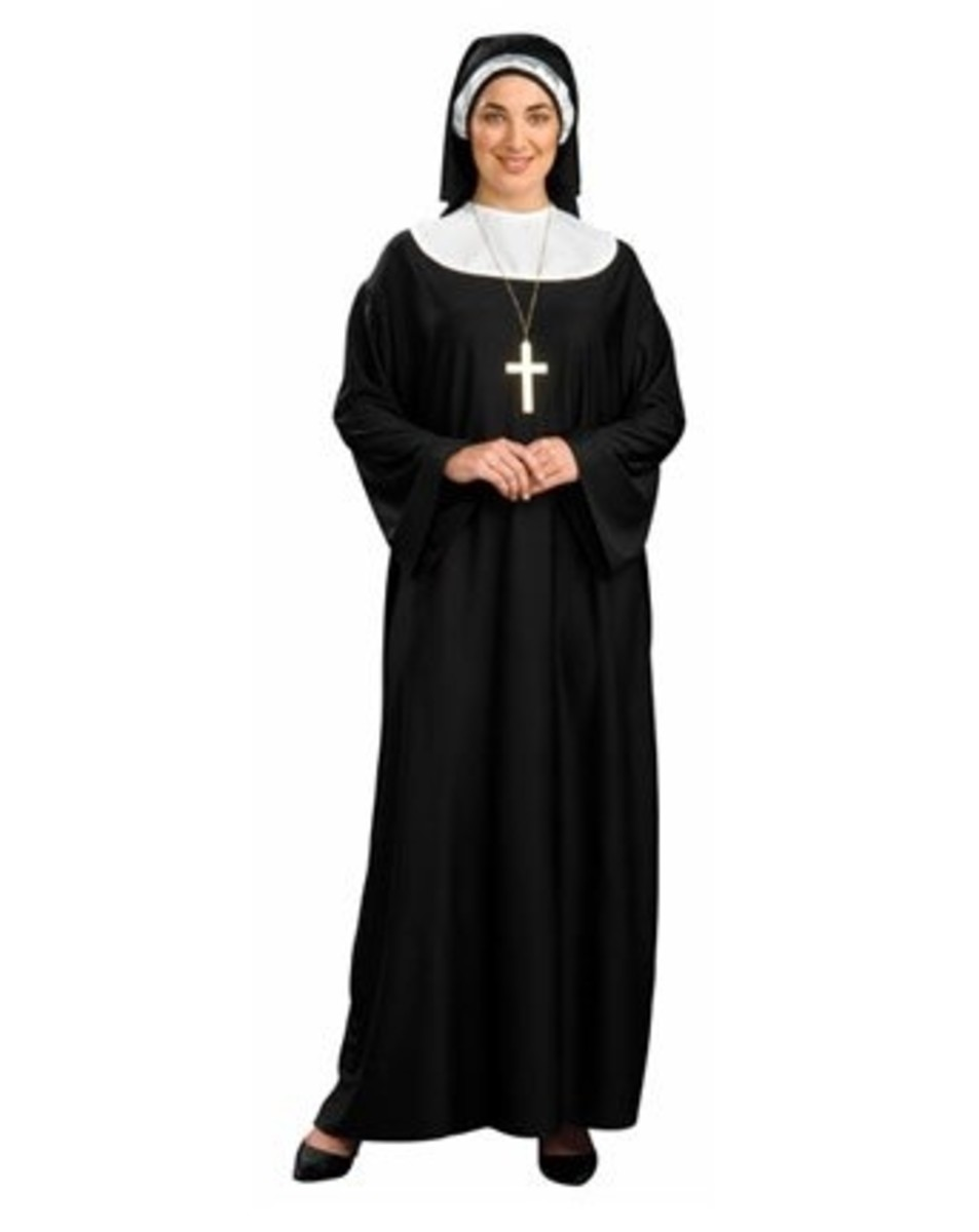 Mother Superior Costume