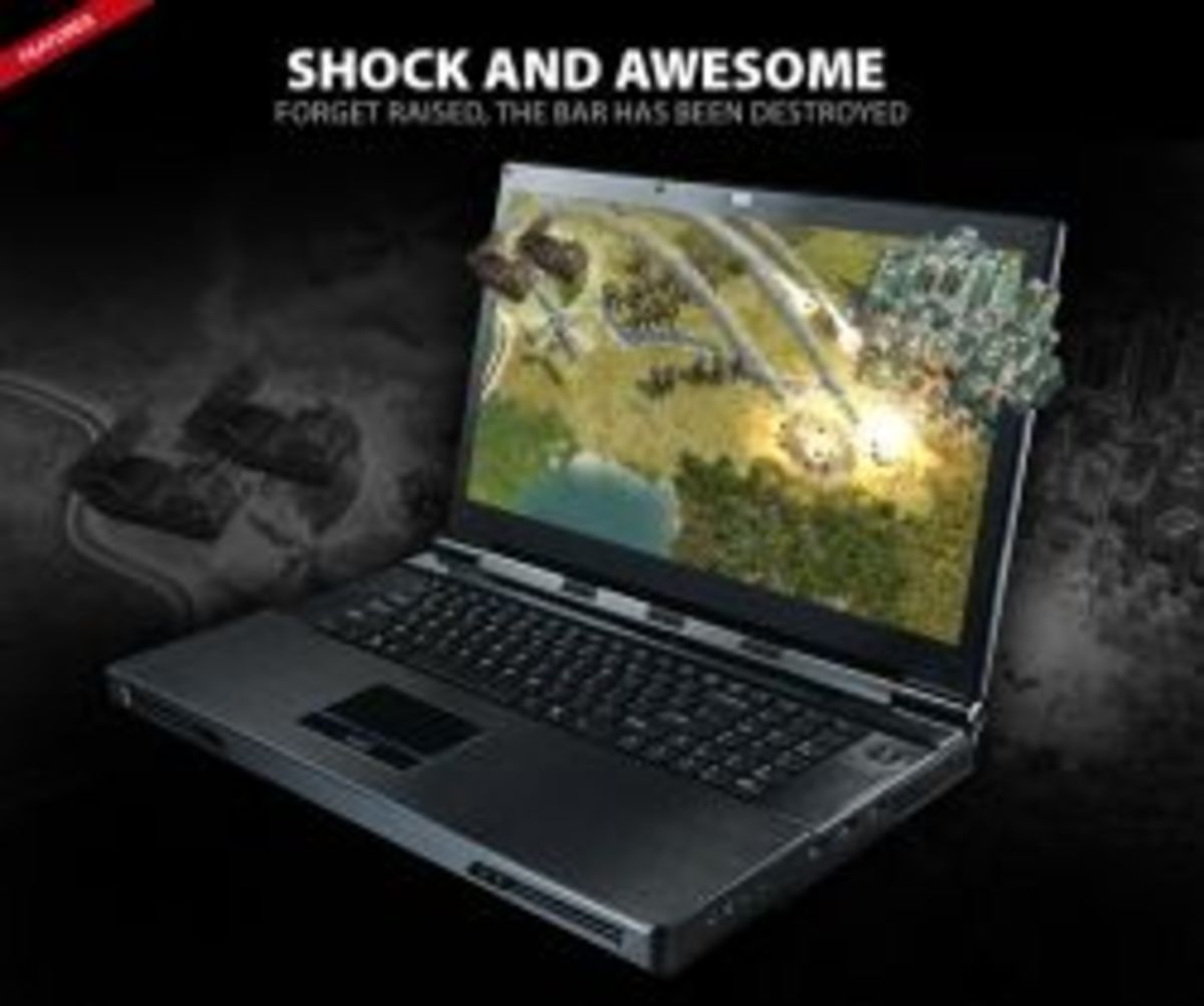 TOP 10 MOST POWERFUL GAMING LAPTOP - September 2013 edition