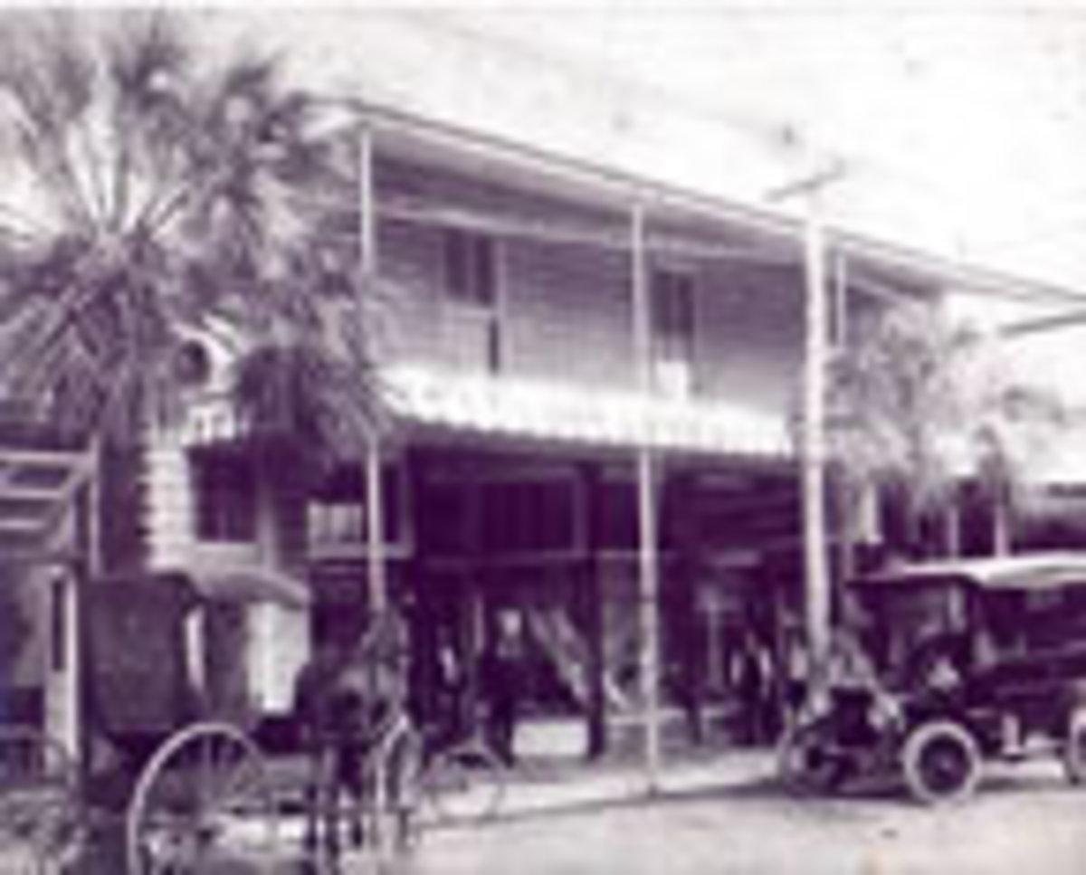 Fernold Building, circa 1894.