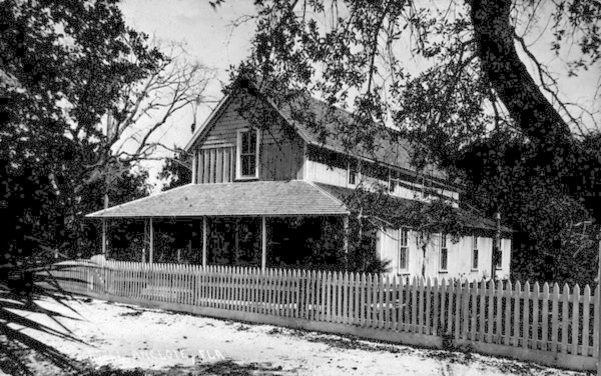 The Vinson Residence in Anclote.