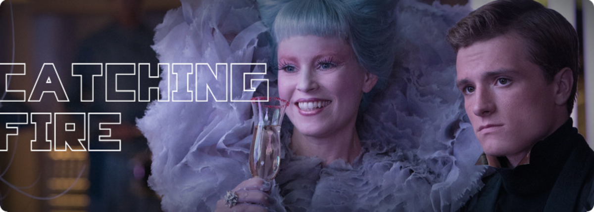 Effie Trinket Catching Fire Costumes