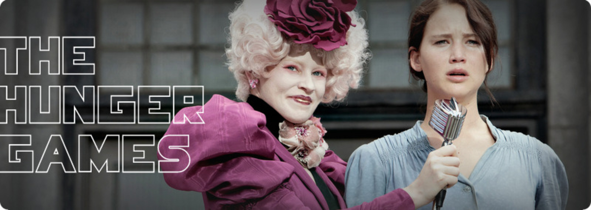 Effie Trinket Hunger Games Costumes