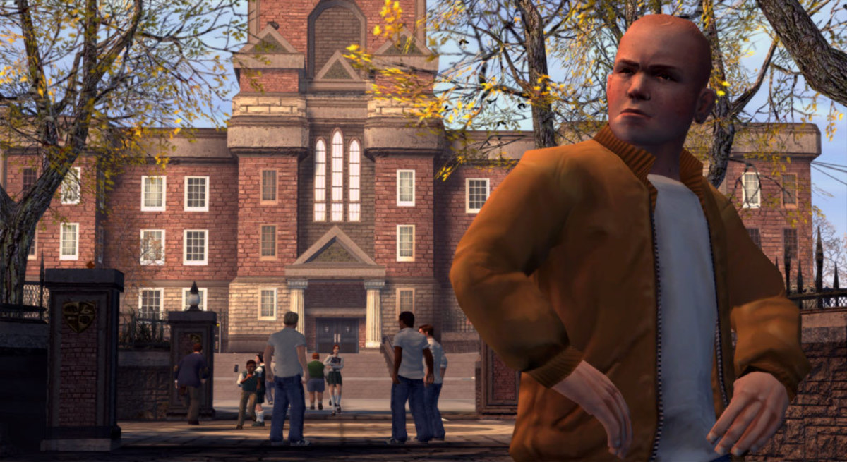 Bully Gameplay