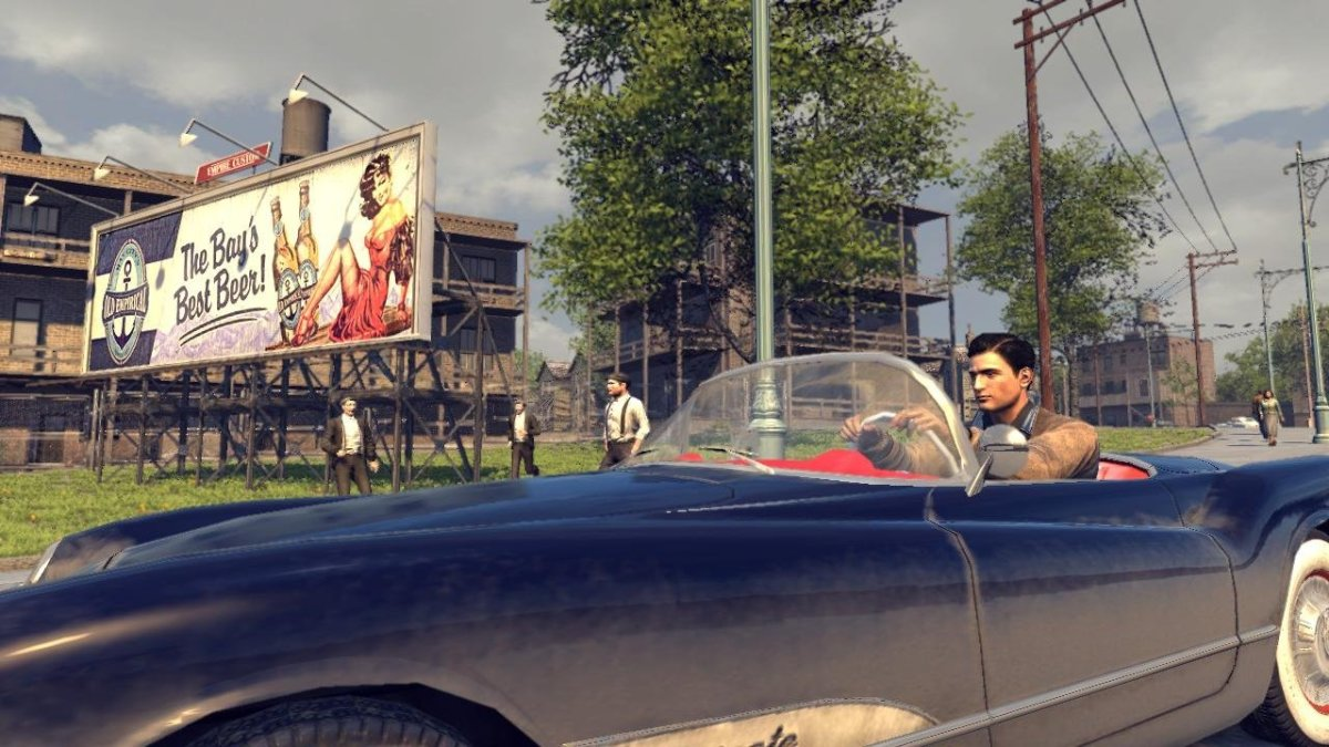 Mafia II Gameplay