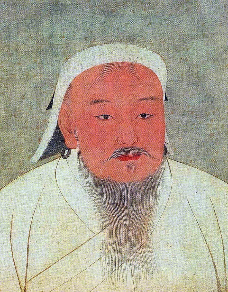 Genghis Khan, Dschingis Khan und seine Erben (exhibition catalogue), München 2005, p. 304