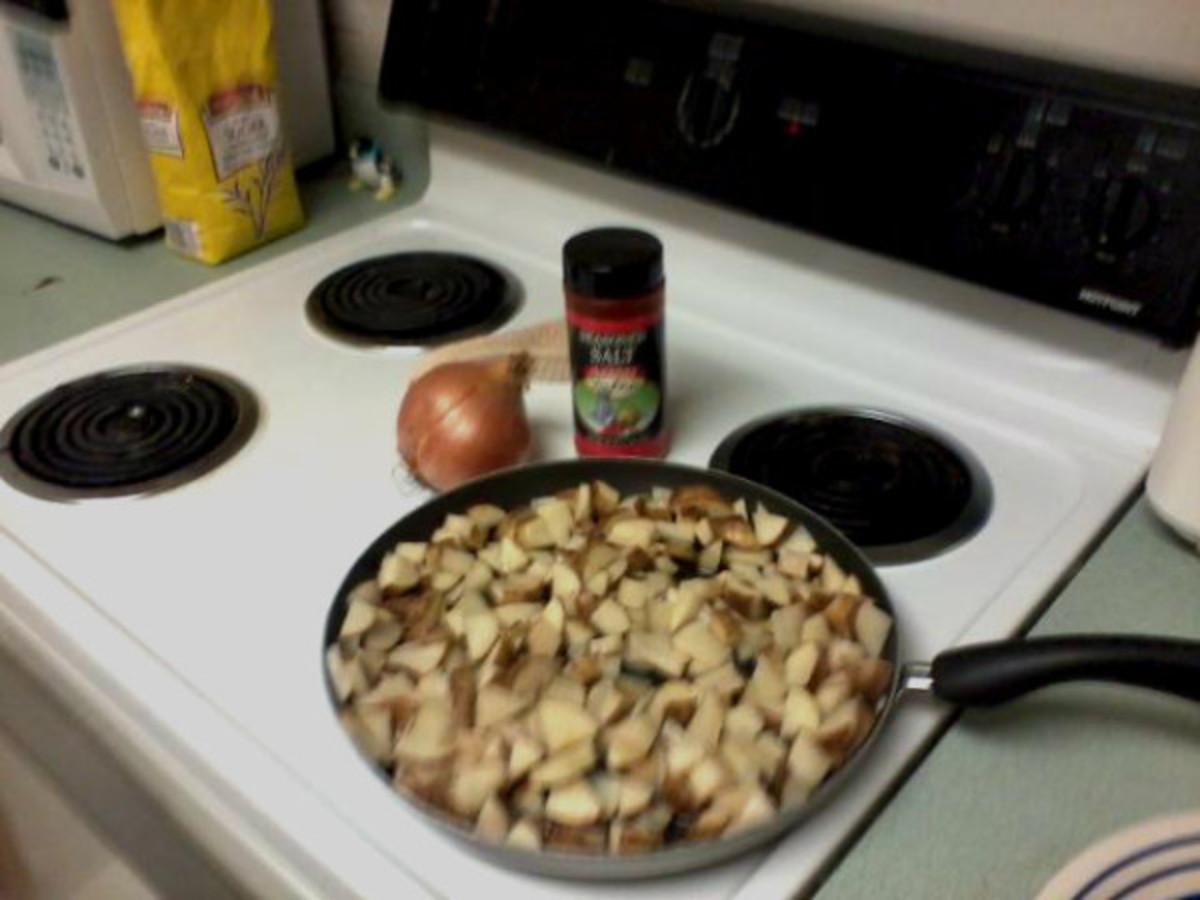 How Do I Fry Potatoes?