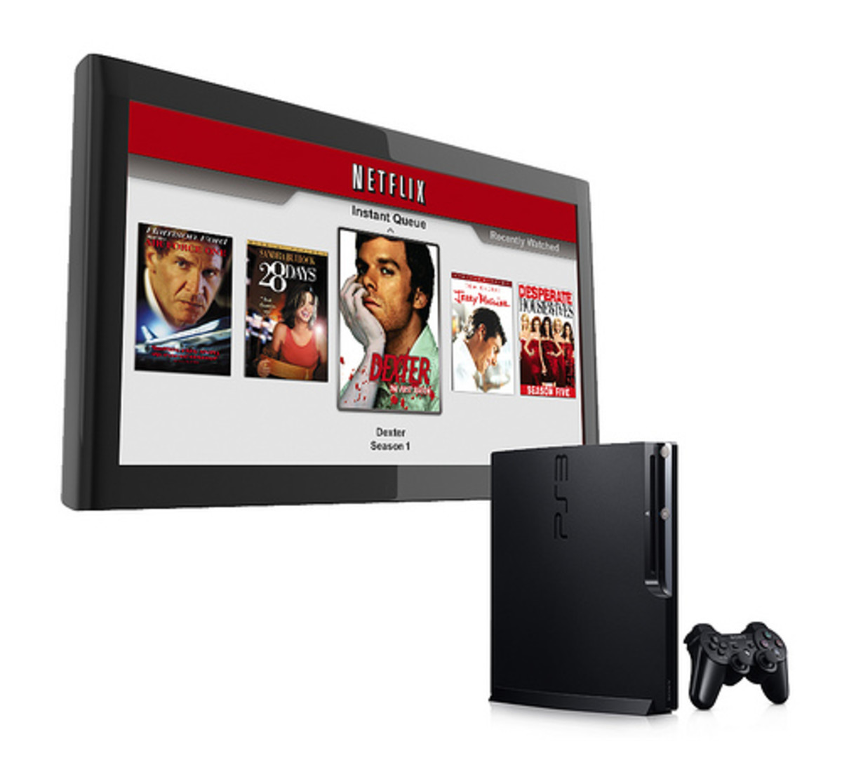 Netflix was unveiled on the PS3 in November 2009.