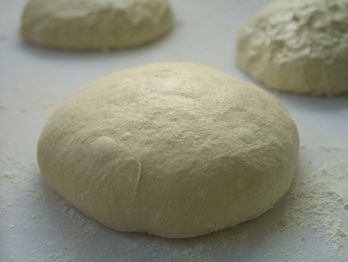 If you wish to freeze this dough, I suggest you wrap it in parchment and then a plastic wrap.