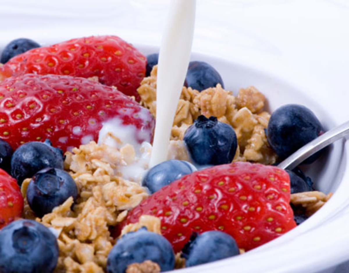 The Importance of eating 3 Meals a Day- Including a Healthy Breakfast