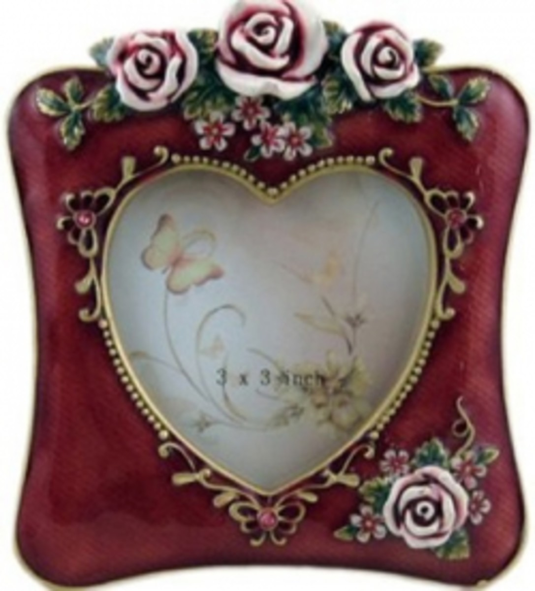 Heart Photo Frames and Plaques