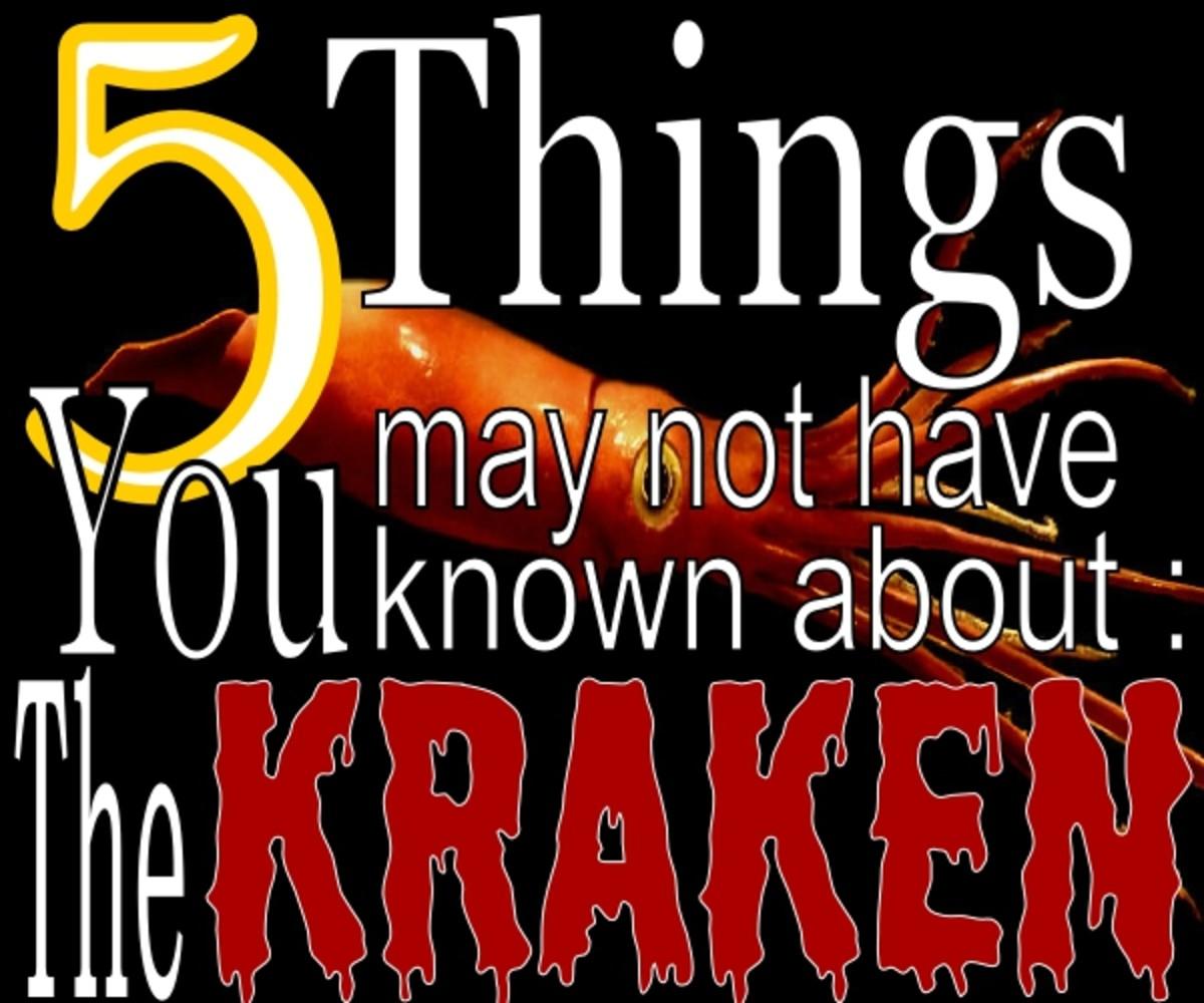 kraken-facts