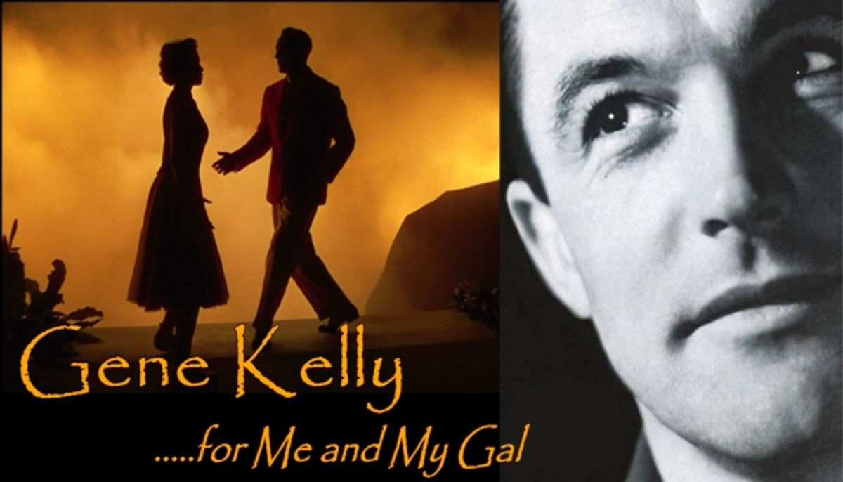 "Gene Kelly.... ""For me and My Gal"""