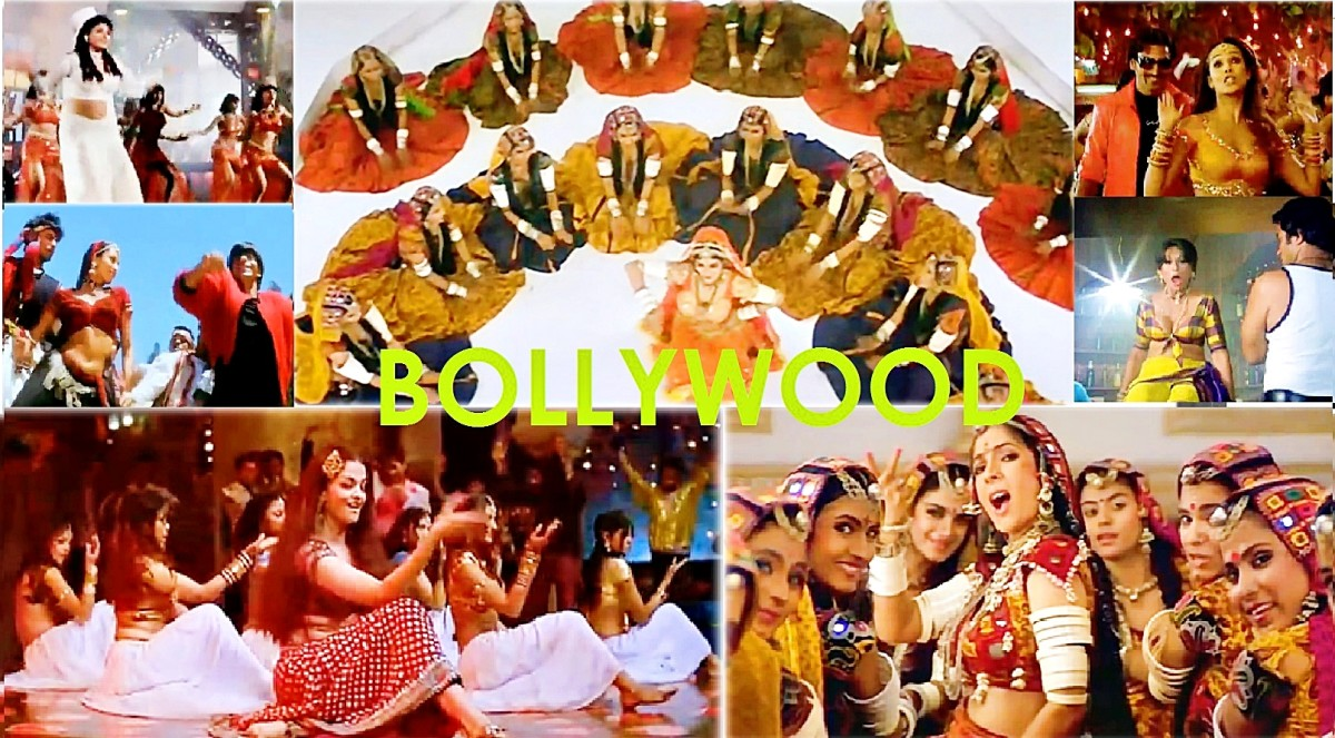 The Best Item Songs of Bollywood