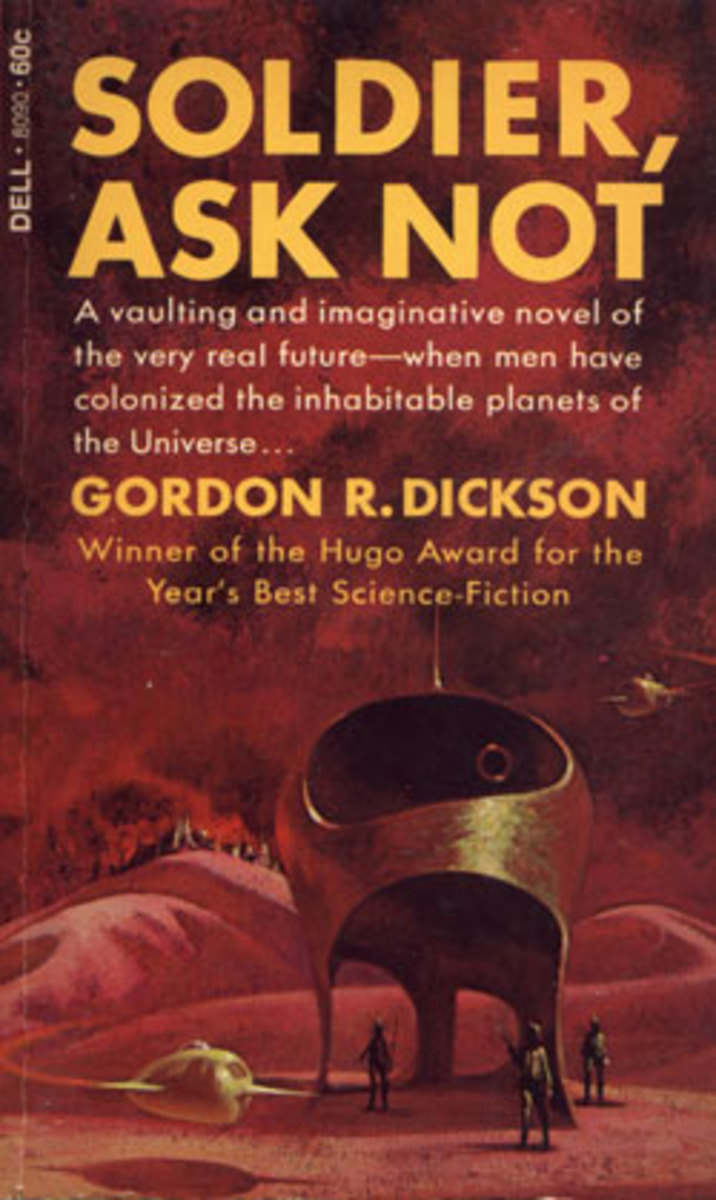 Review of Gordon R. Dickson's Soldier, Ask Not