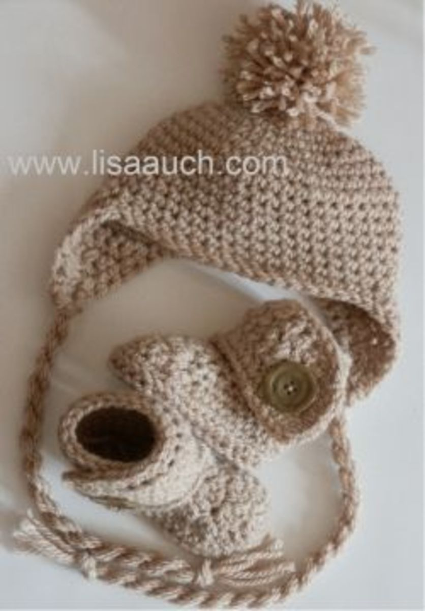 Free Crochet Patterns For Baby Beanies Hubpages