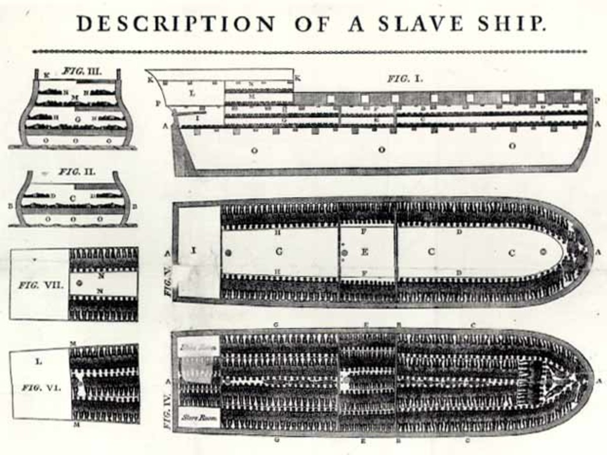 Stories Onboard Slave ships