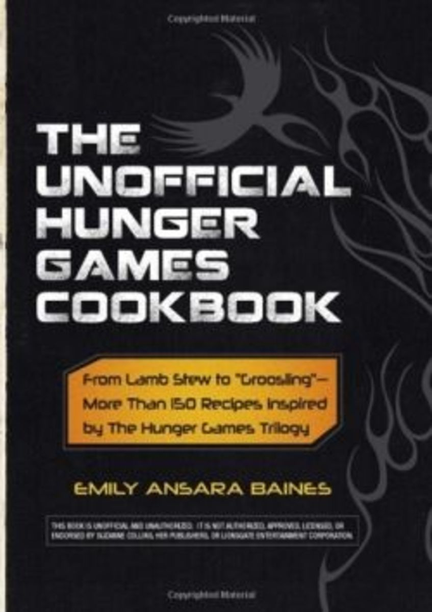 The  Hunger Games Cookbook