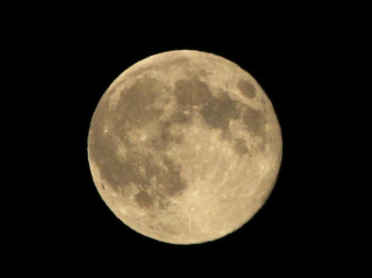 August 10, 2014 Super Moon