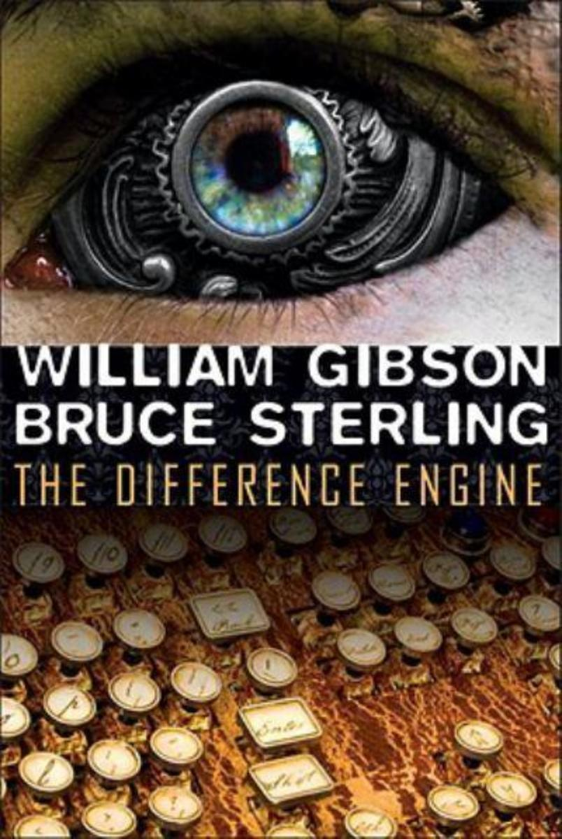 The Difference Engine by William Gibson and Bruce Sterling, published by victor Gollancz in 1990