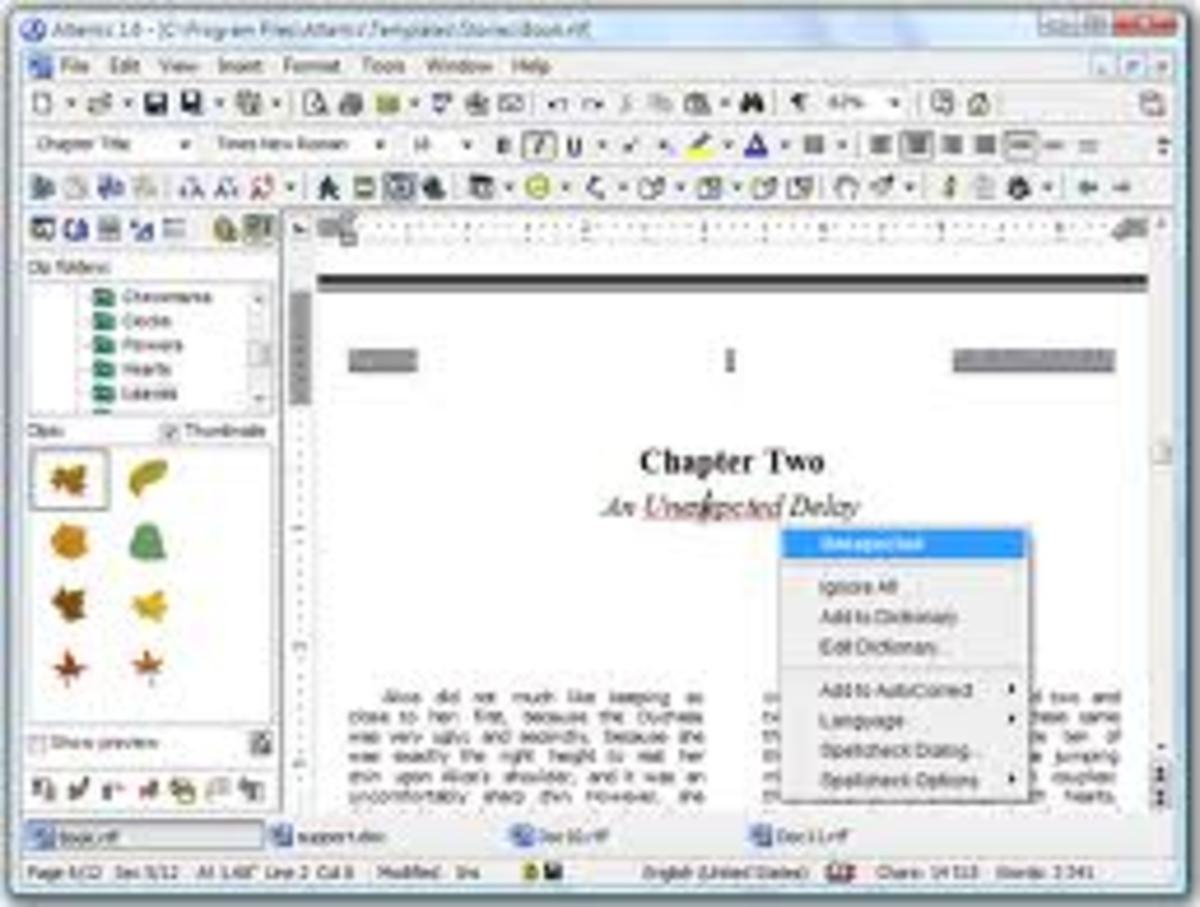general-features-of-word-processors