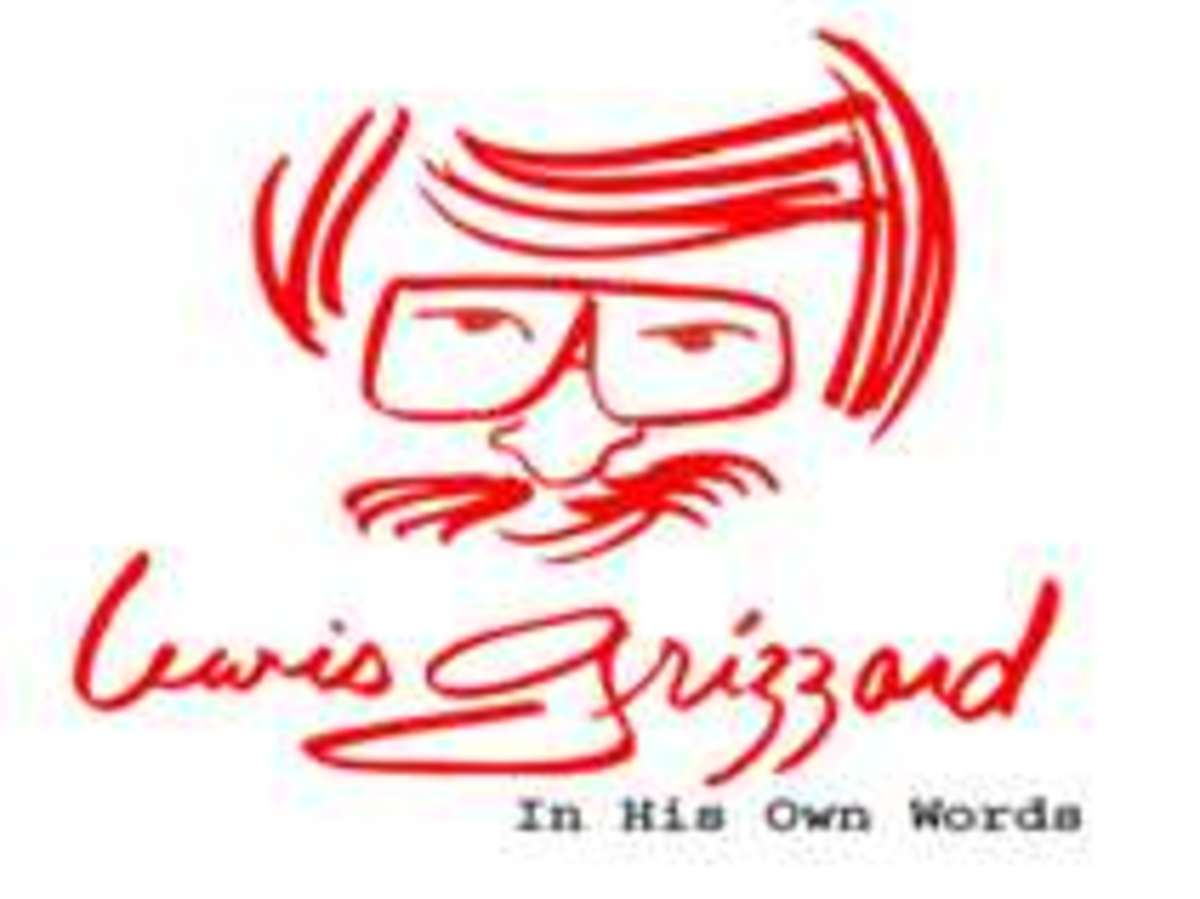 My Boyhood Friend Lewis Grizzard - a Great American