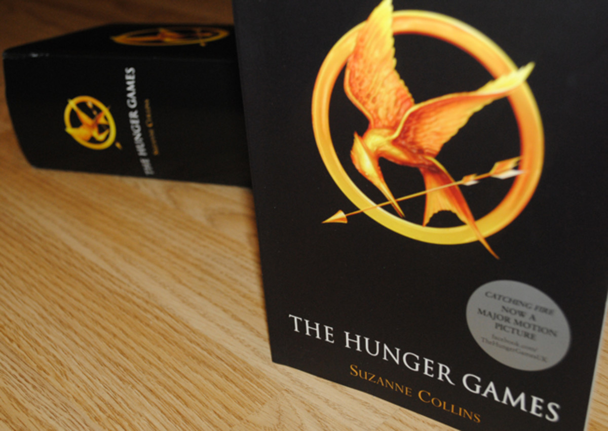 The Exciting Beginning of the Hunger Games: Book One Review