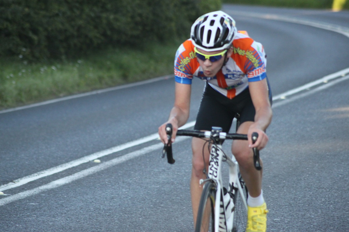 Building your endurance will improve your cycling ability
