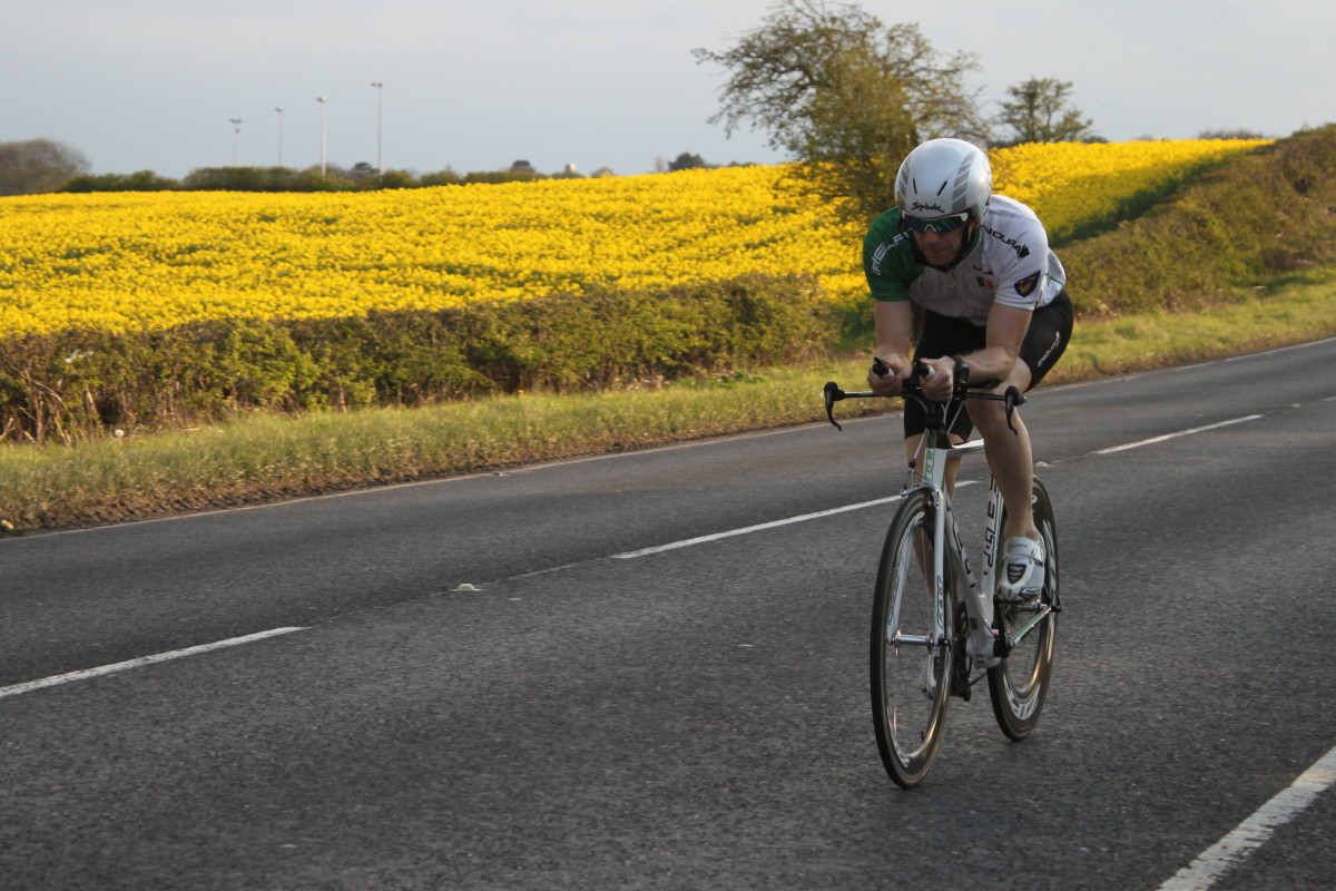 To ride an effective time trial event you need to develop excellent muscular endurance