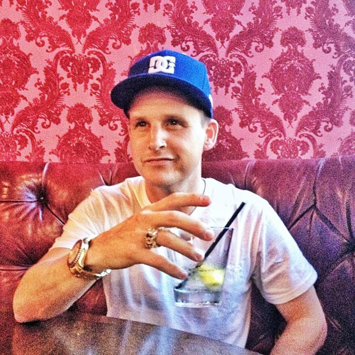 Professional Skatetrepreneur, Rob Dyrdek