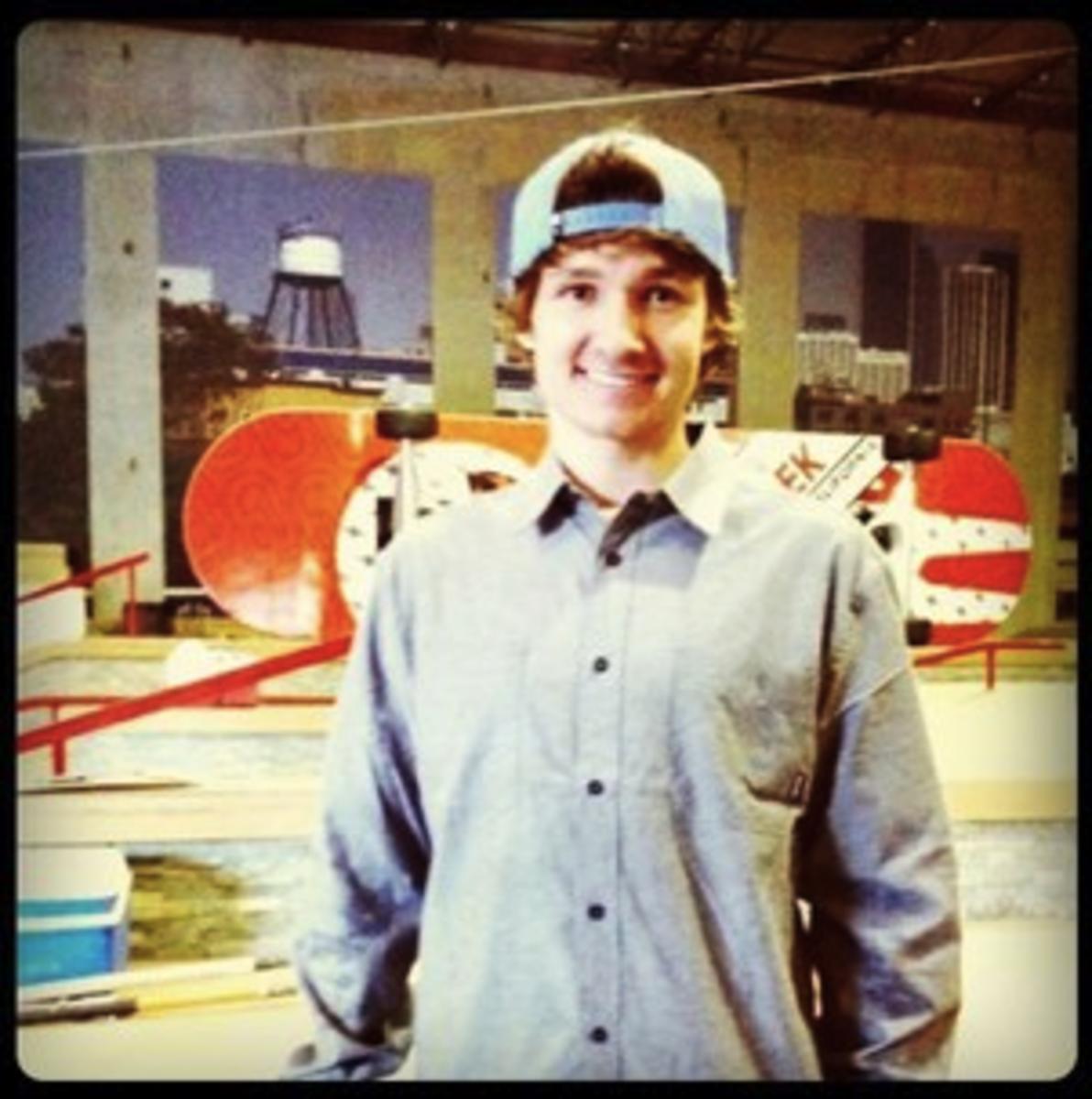 Pro Skater, Shane O'neill