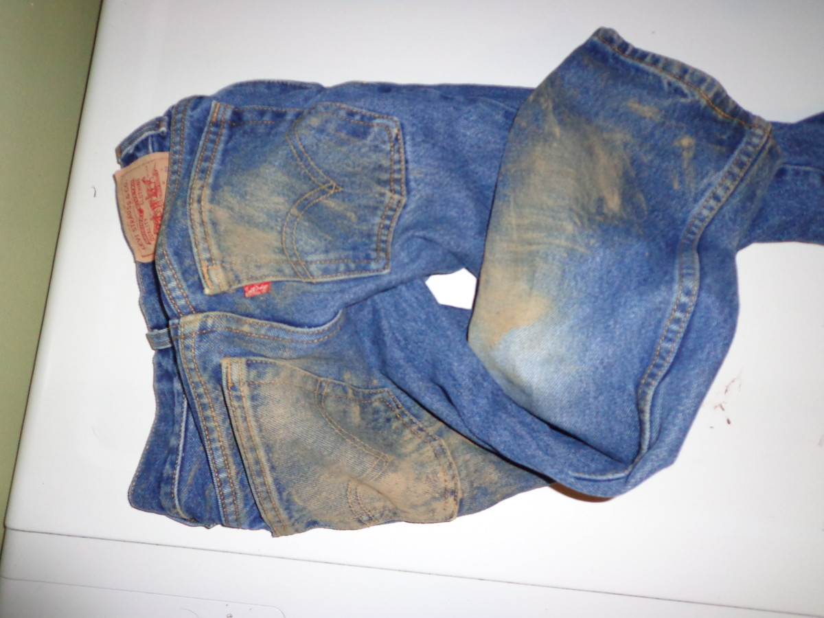 BEFORE-Muddy Jeans