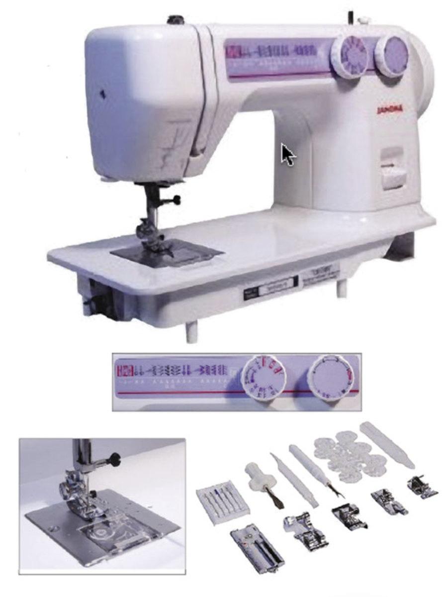 janome sewing machine cabinet