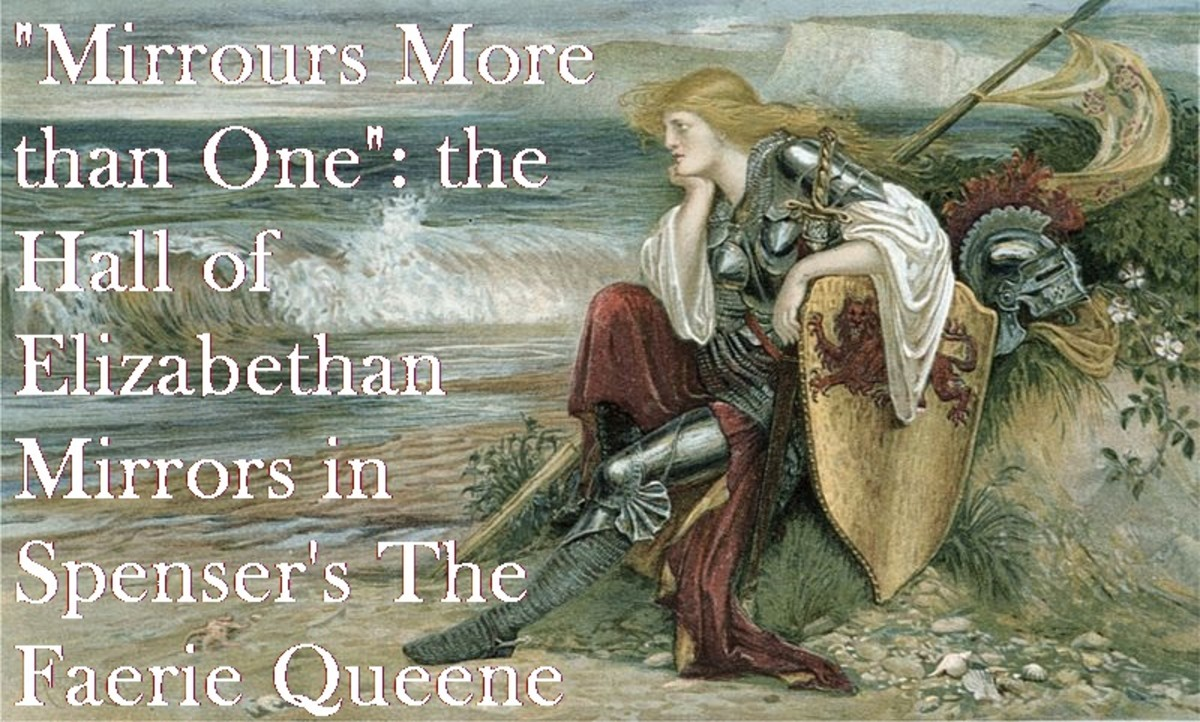 """Mirrours More than One"": the Hall of Elizabethan Mirrors in Spenser's The Faerie Queene"
